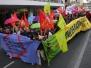 1. Mai Braunschweig Demonstration & Maifest
