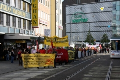 Demonstration: ANSCHLÄGE UND HETZE GEGEN FLÜCHTLINGE STOPPEN! 5