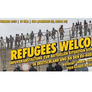Veranstaltung_RefugeesWelcome